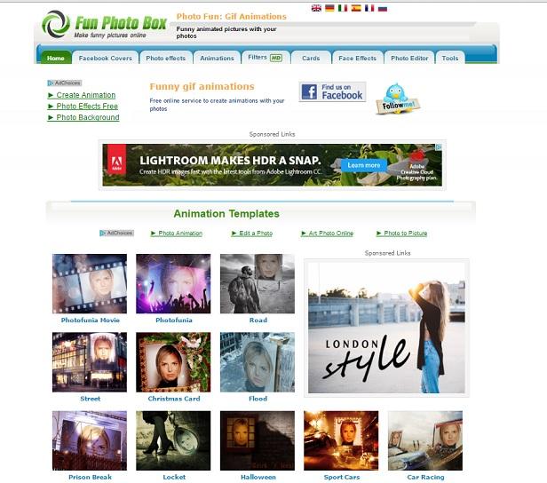 ۵ وبسایت برتر برای ویرایش آنلاین عکس